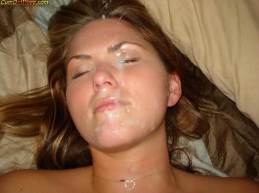 Amateur MILF Facial - Eroleep